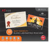 GBC Laminating Pouches A3 125 Micron Gloss Pack of 25