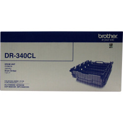BROTHER DR340CL DRUM 25,000 Pages