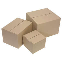 MARBIG ENVIRO PACKING CARTON Recycled 290x285x250 Size 2 Pack 10