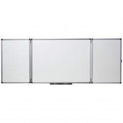 NOBO CONFIDENTIAL WHITEBOARD Non-Magnetic 1200x900mm