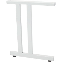 RAPID SCREEN ACCESSORIES C Leg H705xD550mm Silver Pack 2
