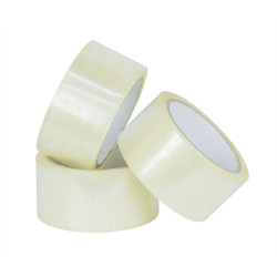 PACKAGING TAPE CLEAR 48mm x 75m